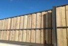 Abbeyard Lap and cap timber fencing 1