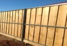 Abbeyard Lap and cap timber fencing 4