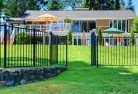 Abbeyard Tubular fencing 18