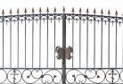 Abbeyard Wrought iron fencing 10