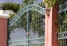 Abbeyard Wrought iron fencing 12