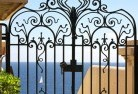 Abbeyard Wrought iron fencing 13