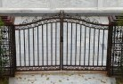 Abbeyard Wrought iron fencing 14