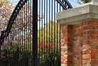Abbeyard Wrought iron fencing 7