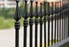 Abbeyard Wrought iron fencing 8