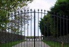 Abbeyard Wrought iron fencing 9